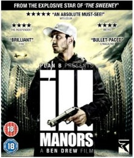 Ill Manors Blu-Ray (import)