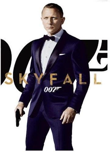 007 James Bond - Skyfall DVD