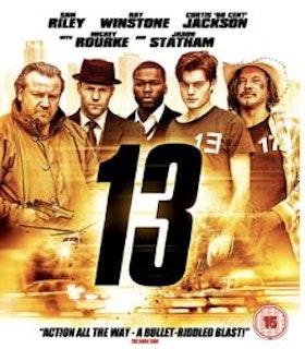13 (Blu-ray) (Import)