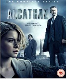 Alcatraz - Season 1 (Blu-ray)(2-disc) (Import Sv.Text)