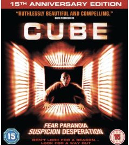 Cube (Blu-ray) (Import)