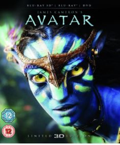 Avatar (Blu-ray 3D + Blu-ray + DVD) import