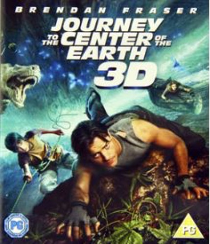 Journey to the center of the Earth 3D (Blu-ray) (Import)