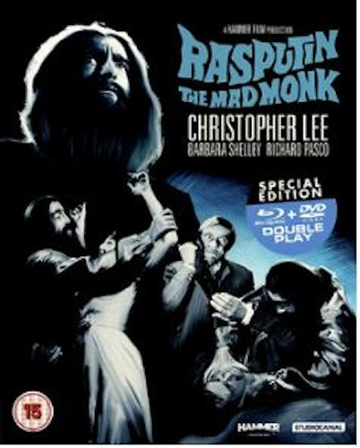 Rasputin - The Mad Monk (Blu-ray + DVD) (Import) från 1966
