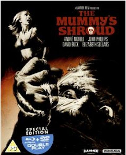 The Mummy's Shroud (Blu-ray + DVD) (Import)
