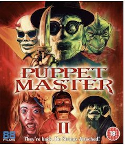 Puppet master 2 (Blu-ray) (Import)