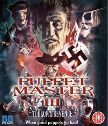 Puppet master 3 (Blu-ray) (Import)