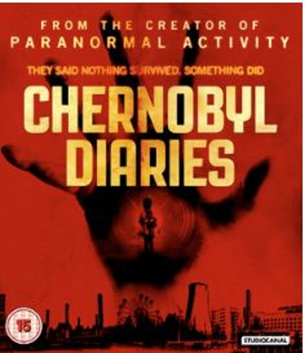 Chernobyl Diaries (Blu-ray) (Import)