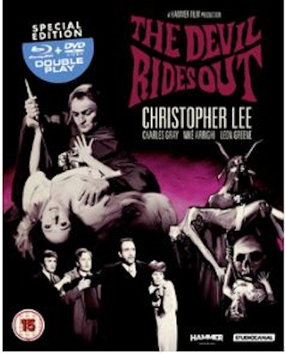 The Devil Rides Out (Blu-ray + DVD) (Import) från 1967