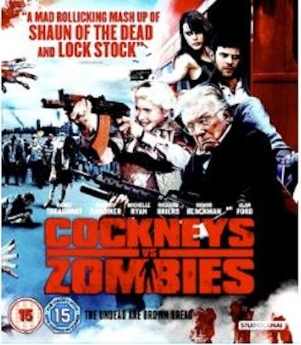 Cockneys vs. Zombies (Blu-ray) (Import)
