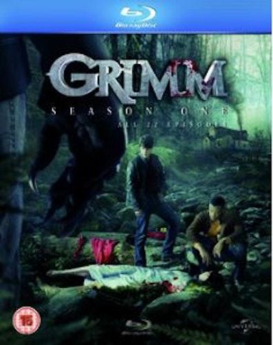 Grimm - Season 1 (Blu-ray) (Import)