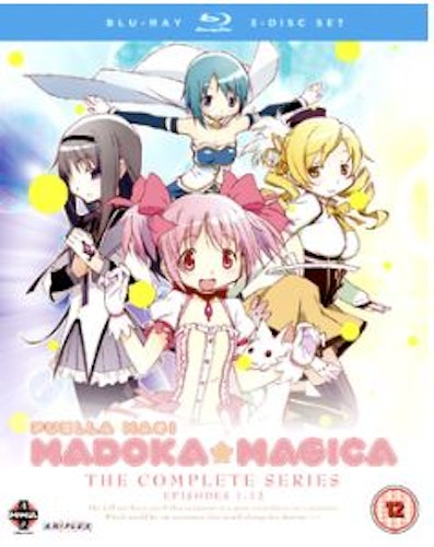 Puella Magi Madoka Magica - Complete Series Collection (Blu-ray) (3-disc) (Import)