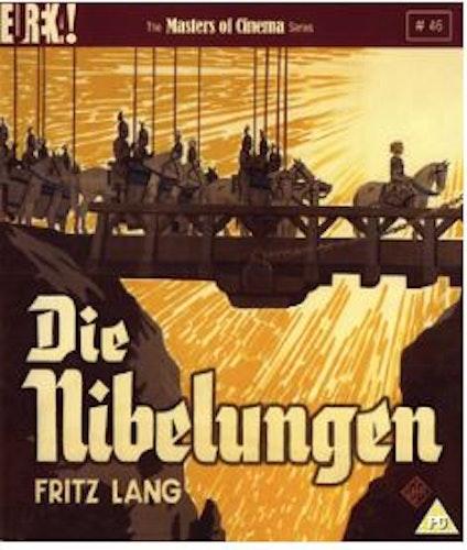 Die Nibelungen (Blu-ray) (Import) från 1924