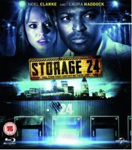 Storage 24 (Blu-ray) (Import Sv.Text)
