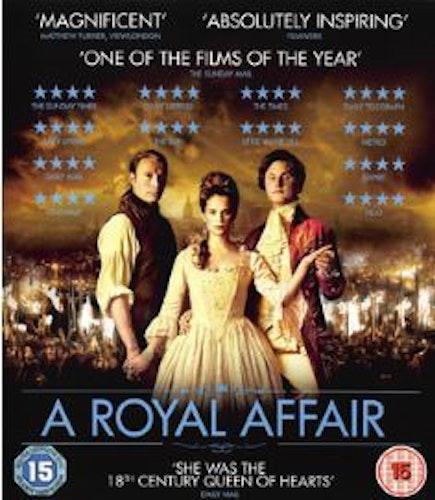 A Royal Affair (Blu-ray) (Import)