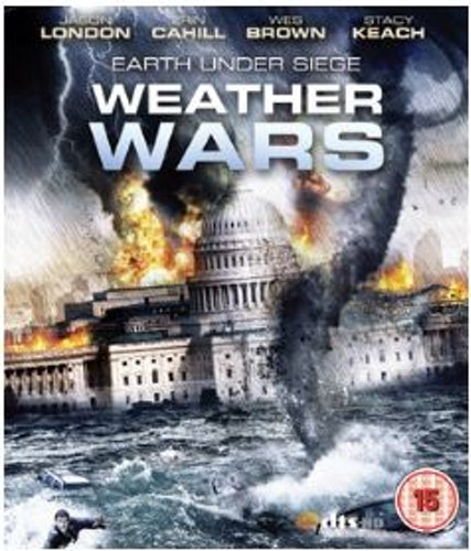 Weather wars (Blu-ray) import