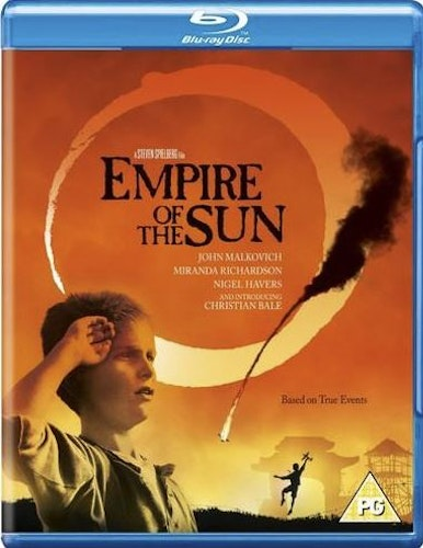 SOLENS RIKE/Empire of the sun (Blu-ray)