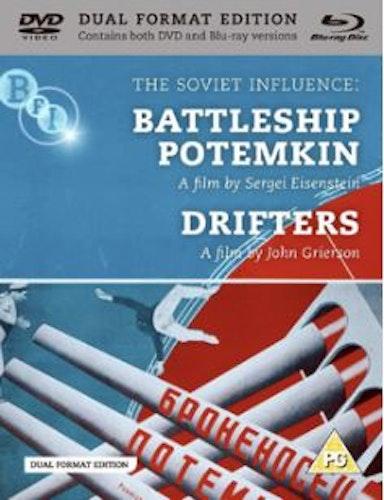 Battleship Potemkin/Drifters (Blu-ray) (Import)