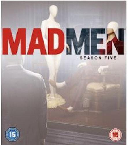 Mad Men - Säsong 5 (Blu-ray) import