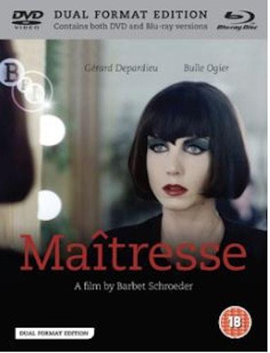 Maitresse (Blu-ray+DVD) (Import) från 1976