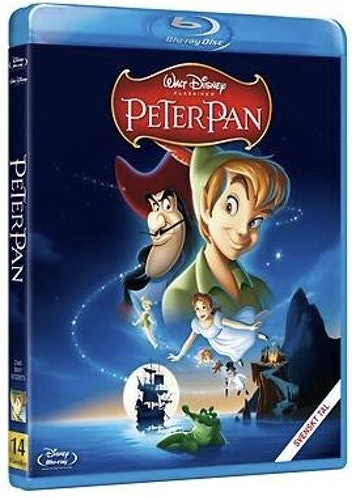 Disney Klassiker 14 - Peter Pan (Blu-ray)