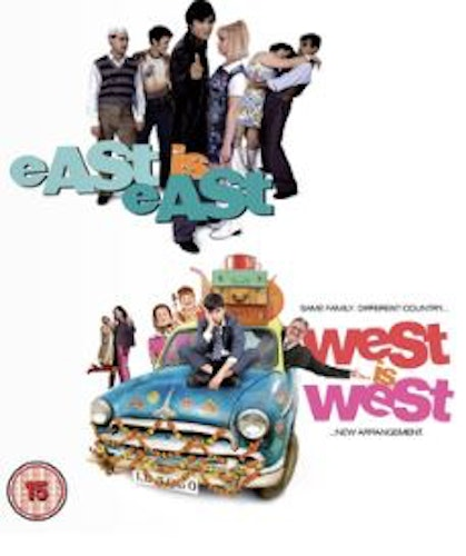East is East/West is West (Blu-ray) (Import)