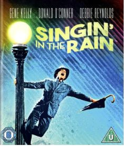 Singin' in the Rain (Blu-ray) (Import Sv.Text)