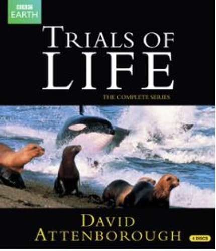 Trials of Life (Blu-ray)(4-disc) (Import)