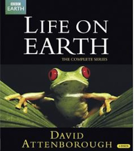 Life On Earth - The Complete Series Blu-Ray (import)