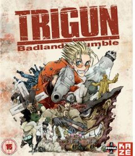 Trigun Movie - Badlands Rumble Blu-Ray (import)