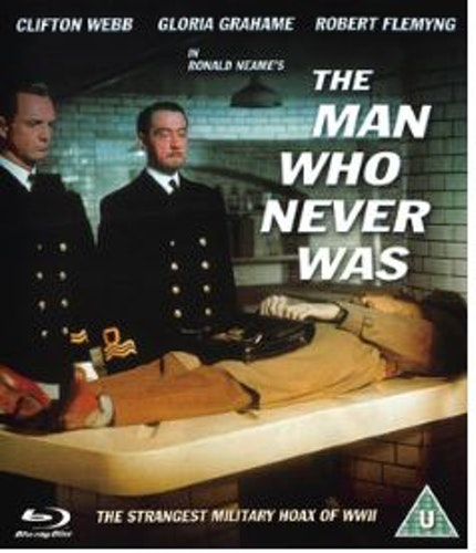 The Man Who Never Was (Blu-ray) (Import)
