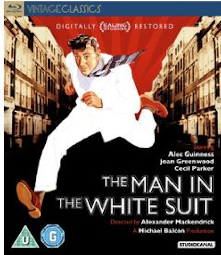 The Man in the White Suit (Blu-ray) (Import) från 1951