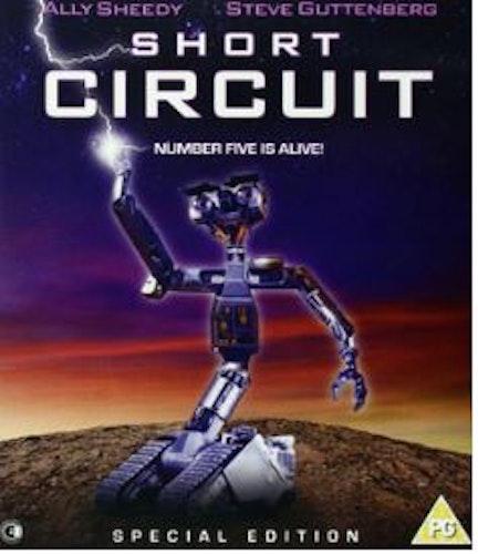 Short Circuit (Blu-ray) (Import)