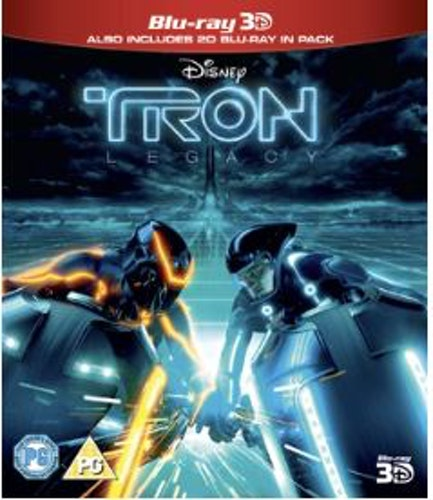 Tron Legacy (Blu-ray 3D) (Import Sv.Text)