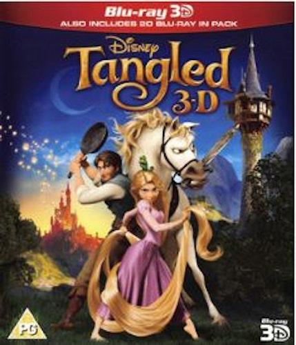 Disney Klassiker 50 - Trassel/Tangled (Blu-ray 3D)
