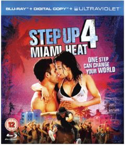 Step Up 4 - Miami Heat Blu-Ray (import)