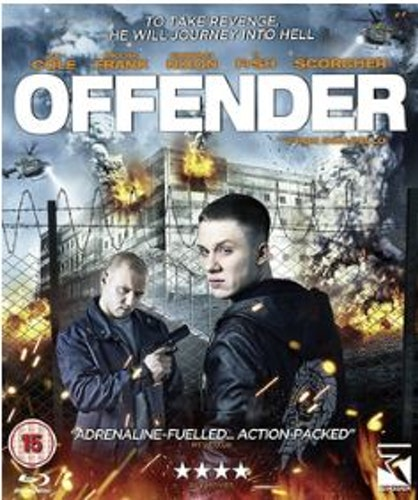 Offender Blu-Ray (import)