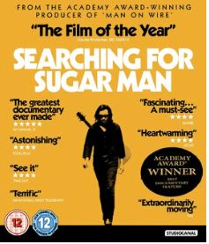 Searching for Sugar man (Blu-ray) (Import)