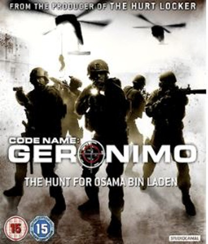 Code Name Geronimo - The Hunt For Osama Bin Laden (Blu-ray) (Import)