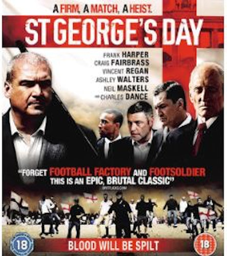 St George's Day Blu-Ray (import)