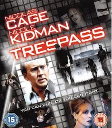 Trespass (Blu-ray) (Import)