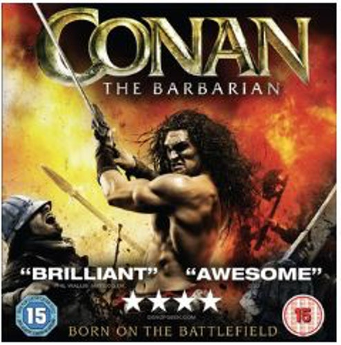 Conan the Barbarian (Blu-ray 3D) (Import)