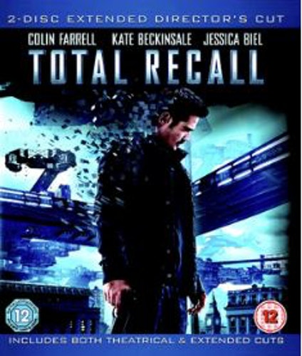 Total Recall (2012)(Blu-ray) (Import Sv.Text)