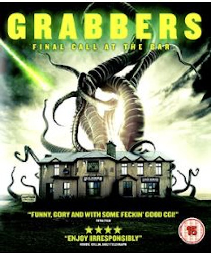 Grabbers (Blu-ray) (Import)