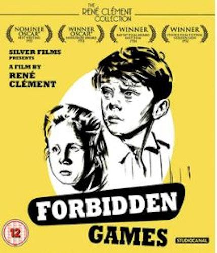 Forbidden Games (Blu-ray) (Import) från 1952