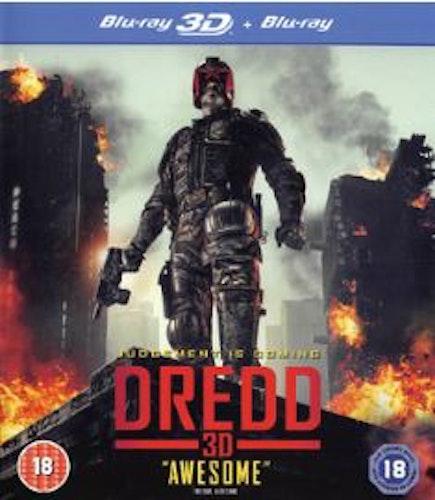 Dredd (Blu-ray 3D + Blu-ray) (Import)