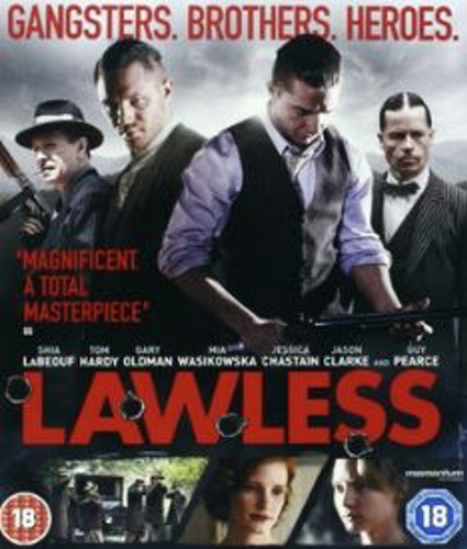Lawless (Blu-ray) (Import)