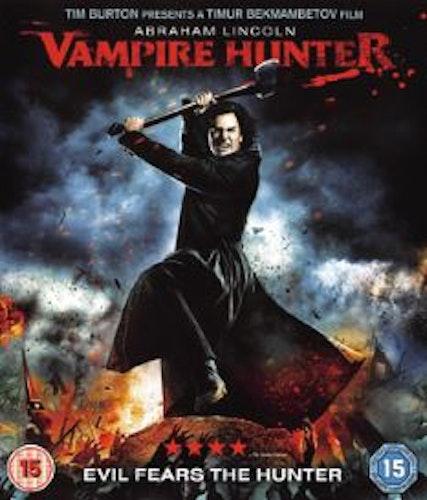 Abraham Lincoln: Vampire Hunter (Blu-ray) (Import Sv.Text)