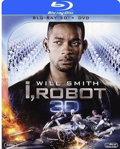 I, Robot (Blu-ray 3D)