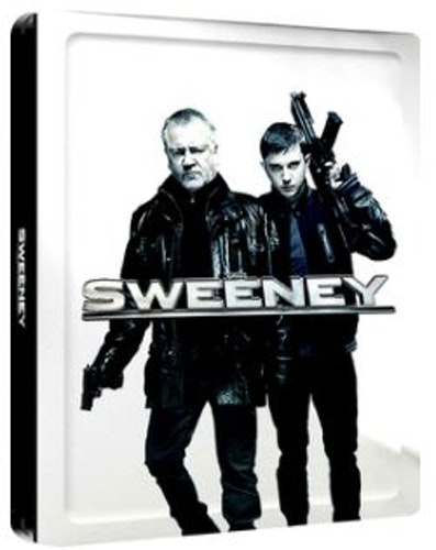 The Sweeney (Blu-ray) Steelbook import